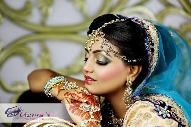 asian-bridal-makeup-engagement and nikah3