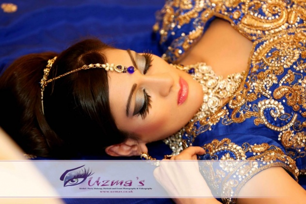 asian-bridal-makeup-blue
