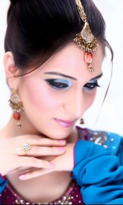 Asian Party Makeup Makeover Portrait Photography