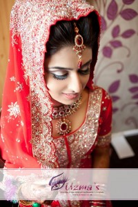 Indian Bride on her Barat