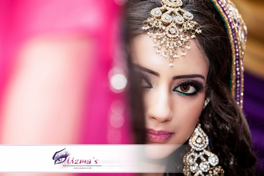 Asian Wedding Photography Bridal Photo Shoot Uzmas