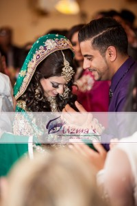 Asian Wedding Photography and Videography.  Groom and Bride's dance