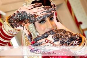 Arab, Asian and Persian Henna design - Wedding Photography
