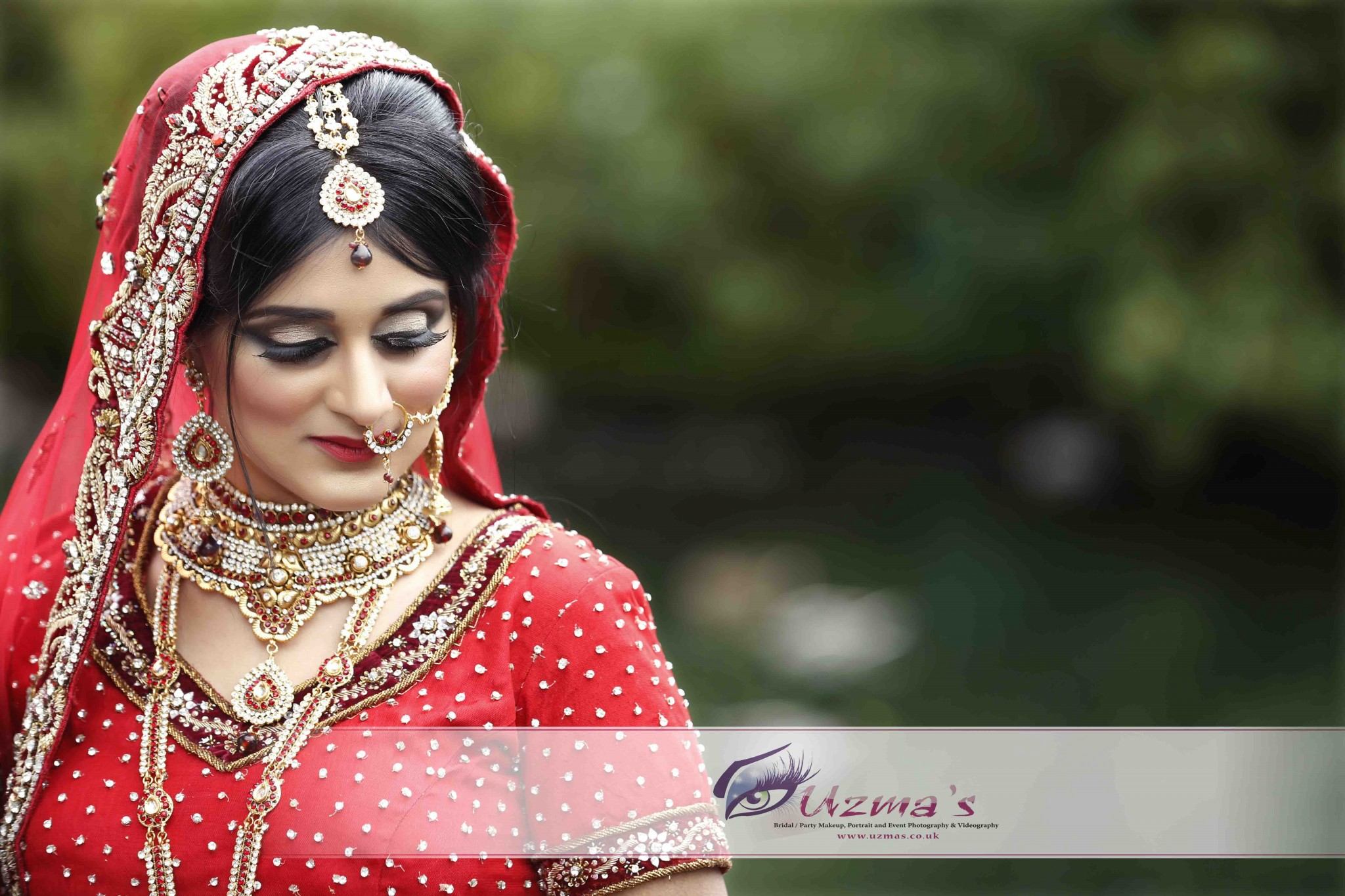 asian bridal makeup and wedding photography - Asian Wedding Uk Magazine