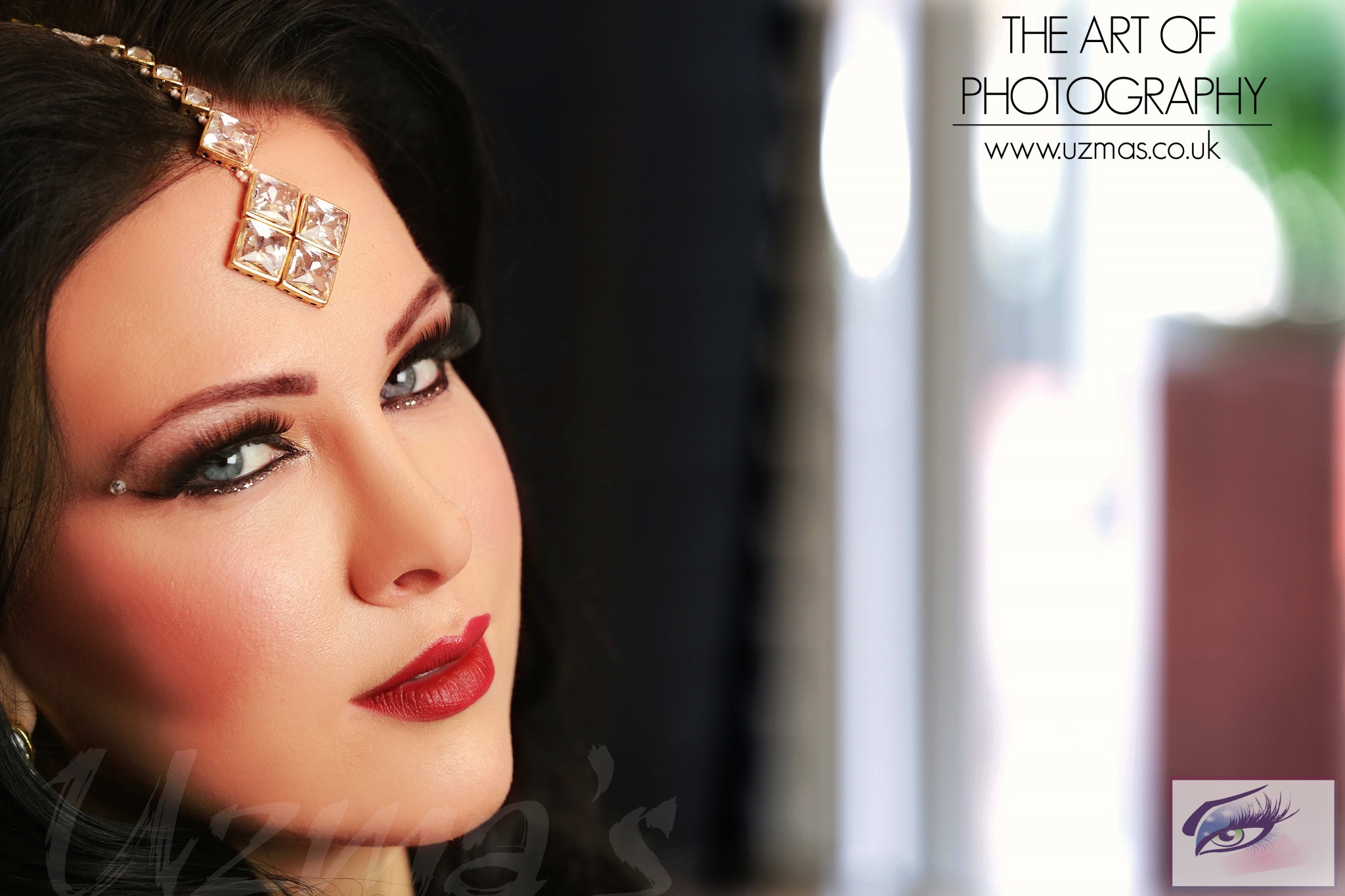 Asian Bridal Makeup And Wedding Photography 1 Uzmas