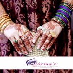 Traditional Mehndi Design