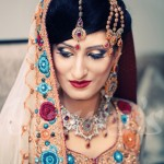 Asian Bride In Contemporary Jewelry